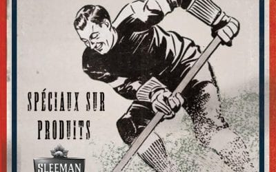 Hockey à la Prohibition